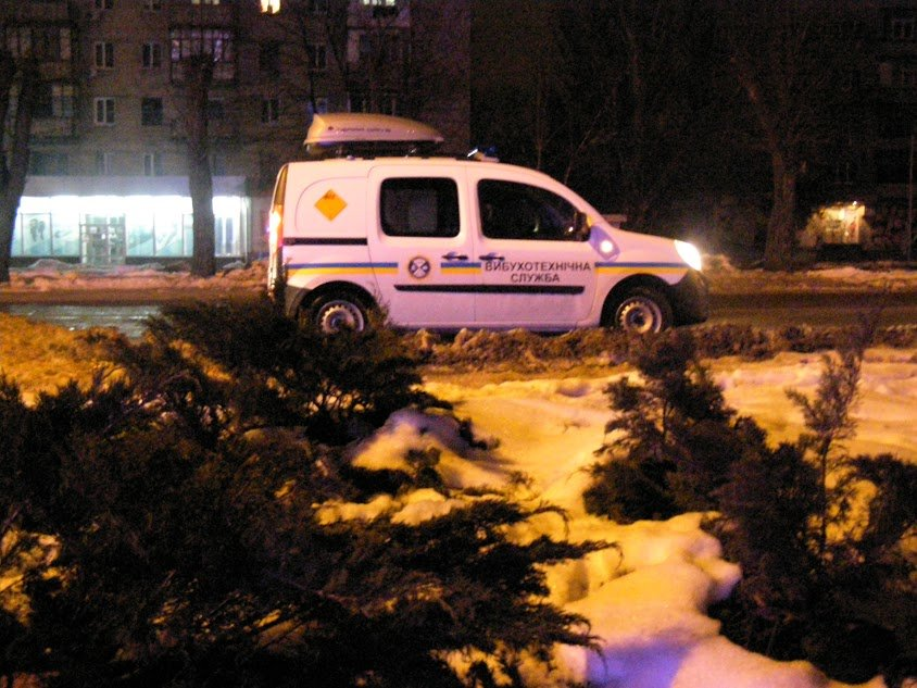 В Николаеве мужчина с гранатой грозился взорвать жилые дома (ФОТО) (фото) - фото 1