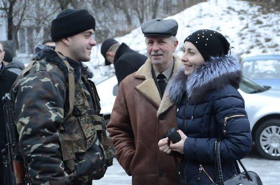 Тернопільські оперативники карного розшуку поїхали в зону АТО (фоторепортаж) (фото) - фото 2