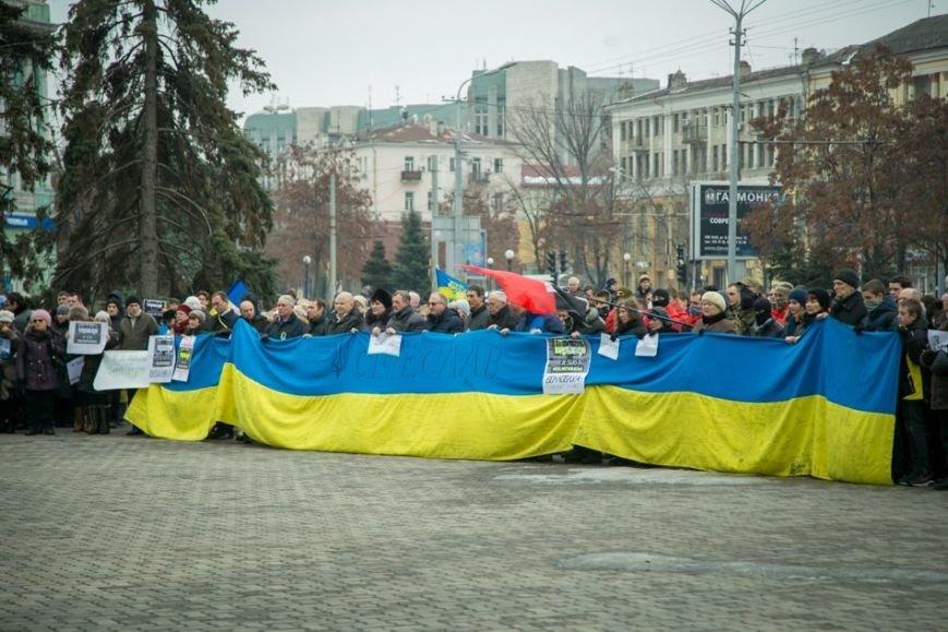 Марш против терроризма в Днепропетровске в лицах (ФОТОРЕПОРТАЖ, ВИДЕО), фото-36
