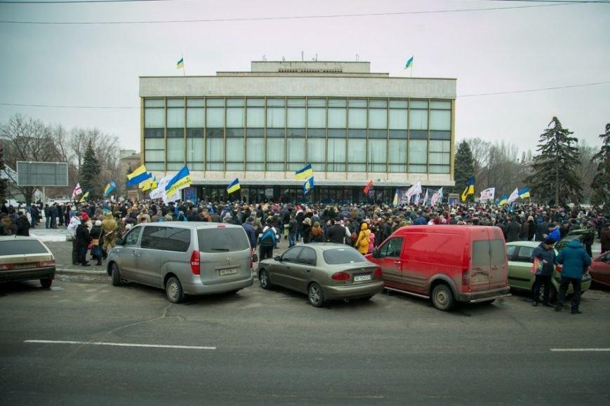 Марш против терроризма в Днепропетровске в лицах (ФОТОРЕПОРТАЖ, ВИДЕО), фото-28