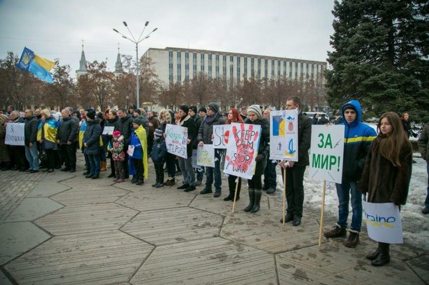 Марш против терроризма в Днепропетровске в лицах (ФОТОРЕПОРТАЖ, ВИДЕО), фото-37