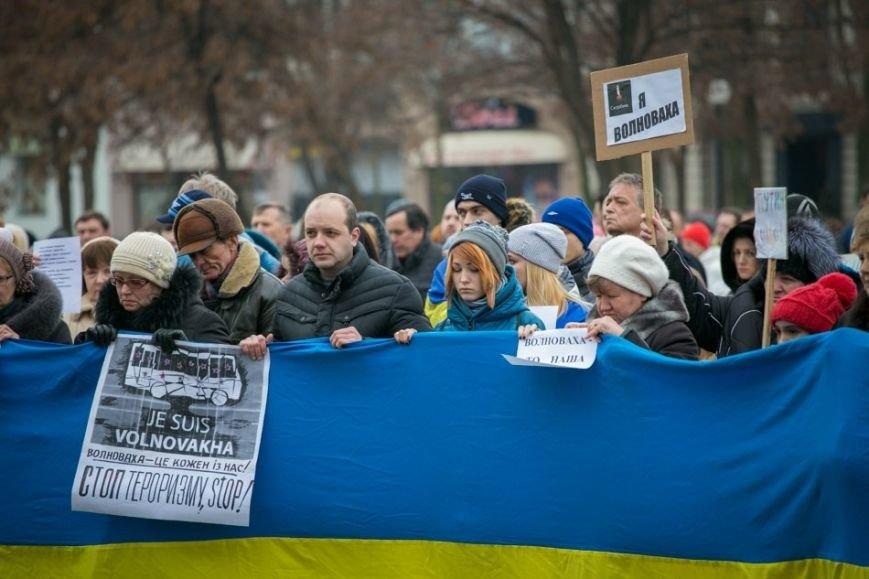 Марш против терроризма в Днепропетровске в лицах (ФОТОРЕПОРТАЖ, ВИДЕО), фото-35