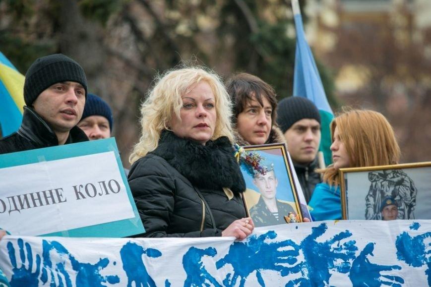 Марш против терроризма в Днепропетровске в лицах (ФОТОРЕПОРТАЖ, ВИДЕО), фото-42