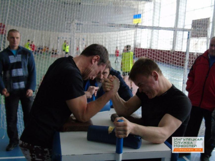 Криворожские металлурги соревновались в армспорте (ФОТО) (фото) - фото 3