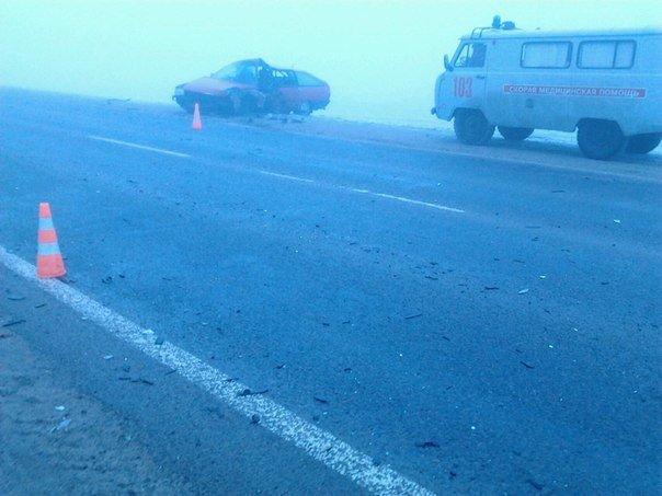 На дороге «Гродно - Волковыск - Барановичи» столкнулось две легковушки: 3 человека госпитализированы (фото) - фото 2
