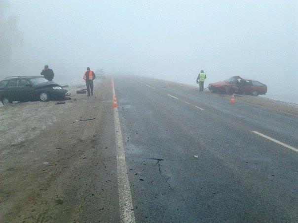 На дороге «Гродно - Волковыск - Барановичи» столкнулось две легковушки: 3 человека госпитализированы (фото) - фото 4