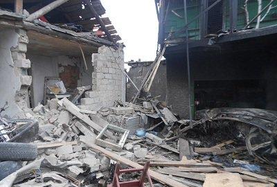 Макеевка: фото города после обстрелов 18 января (фото) - фото 2