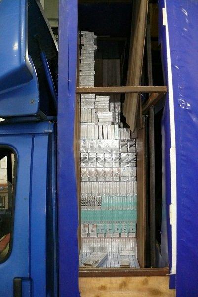 В Кузнице задержали белоруса с самой большой партией сигарет (Фото) (фото) - фото 2