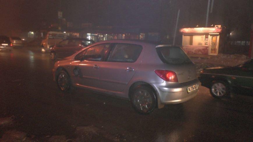В Днепропетровске произошло «пьяное» ДТП, в результате которого пострадали пешеходы (фото) - фото 1