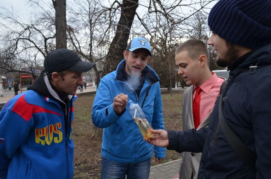 В Симферополе «Лев против» начал рейды против нерадивых курильщиков (ФОТО, ВИДЕО), фото-6