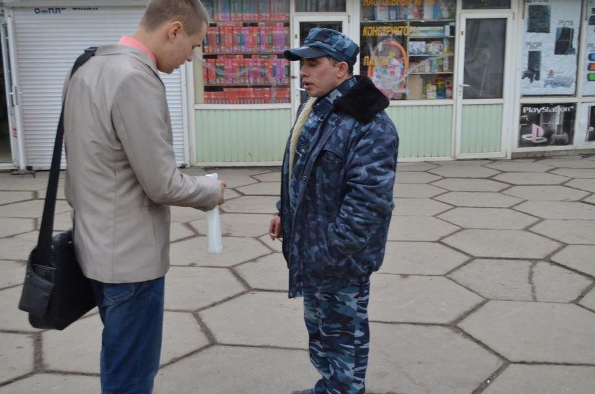 В Симферополе «Лев против» начал рейды против нерадивых курильщиков (ФОТО, ВИДЕО), фото-4