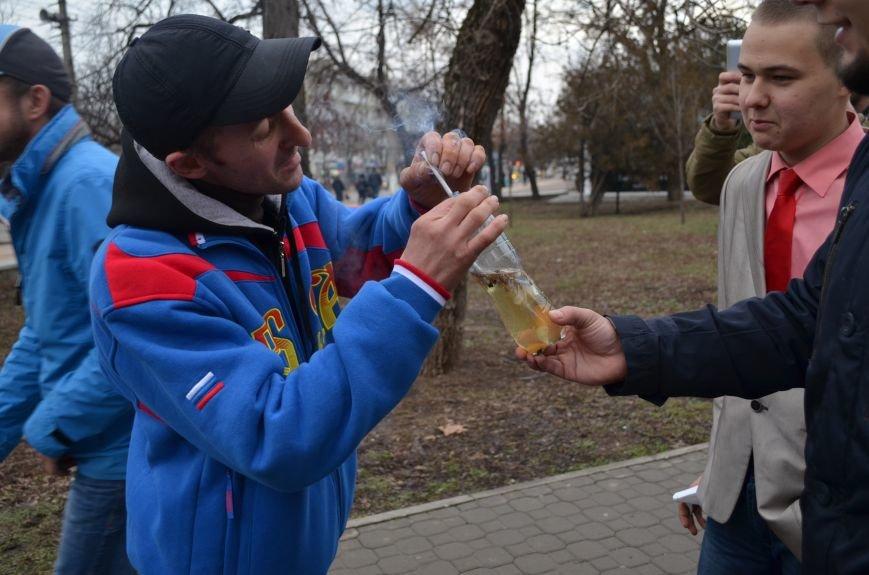 В Симферополе «Лев против» начал рейды против нерадивых курильщиков (ФОТО, ВИДЕО), фото-7