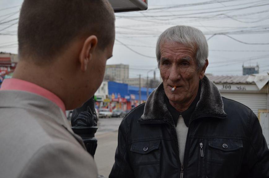 В Симферополе «Лев против» начал рейды против нерадивых курильщиков (ФОТО, ВИДЕО), фото-1