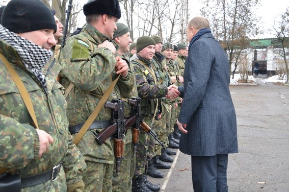 Спецназ «Николаев» вернулся из Донбасса: в АТО оправились коллеги (ФОТО) (фото) - фото 2