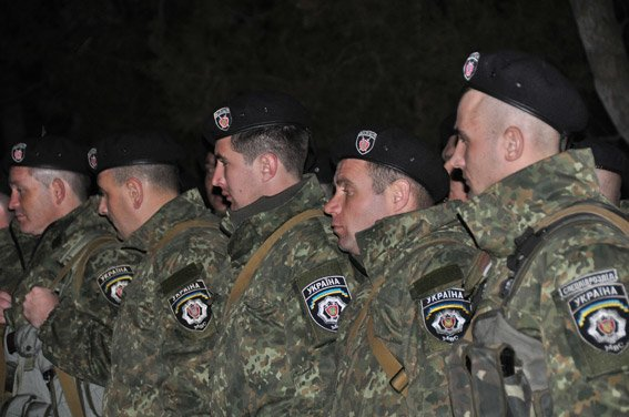 Спецназ «Николаев» вернулся из Донбасса: в АТО оправились коллеги (ФОТО) (фото) - фото 4