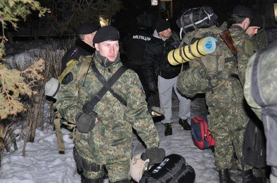 Спецназ «Николаев» вернулся из Донбасса: в АТО оправились коллеги (ФОТО) (фото) - фото 5