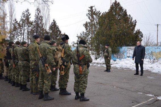 Спецназ «Николаев» вернулся из Донбасса: в АТО оправились коллеги (ФОТО) (фото) - фото 1