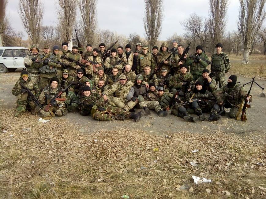 Запорожцы простятся с погибшим в бою киборгом (ФОТО), фото-1