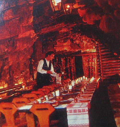 Втрачений Ужгород: підземний ресторан «Скала» (ФОТО) (фото) - фото 1