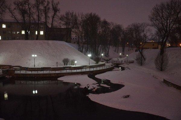 В Гродно вновь пришел снег и холод: до конца недели похолодает до -12 (Фото), фото-3
