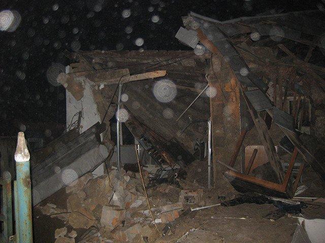 На Николаевщине взорвался дом: хозяин в реанимации (ФОТО), фото-2