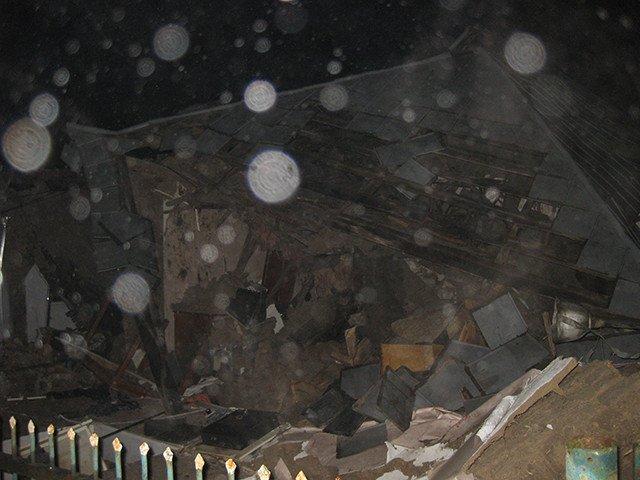 На Николаевщине взорвался дом: хозяин в реанимации (ФОТО), фото-1