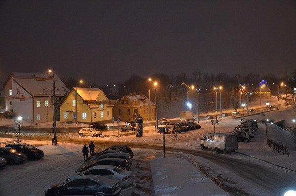 В Гродно вновь пришел снег и холод: до конца недели похолодает до -12 (Фото), фото-5