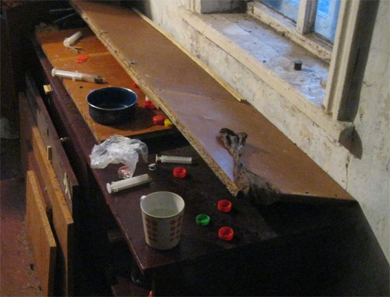У кировоградца обнаружили наркотики (фото) - фото 1