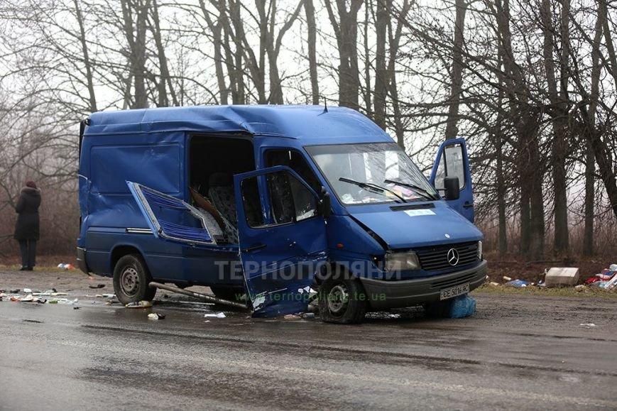 На Тернопільщині у жахливій ДТП загинули люди, які їхали зустрічати тіло бійця АТО (фото) - фото 1