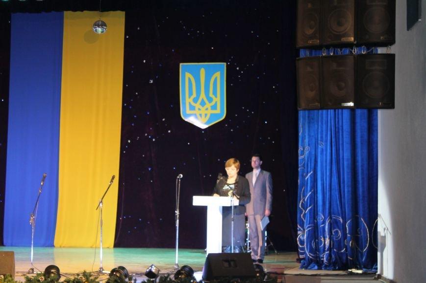 В Красноармейске состоялся концерт ко Дню Соборности Украины, фото-1