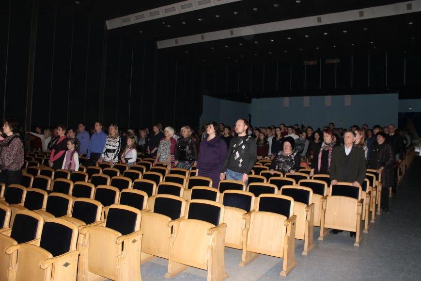 В Красноармейске состоялся концерт ко Дню Соборности Украины, фото-11