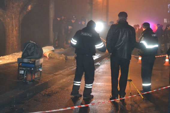 У Львові на узбіччя викинули мертвого бізнесмена, - підсумки дня (ФОТО) (фото) - фото 2