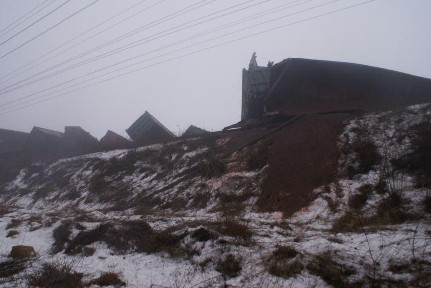 В Запорожской области на взорванном участке железной дороги начали восстановительные работы (ФОТО) (фото) - фото 5