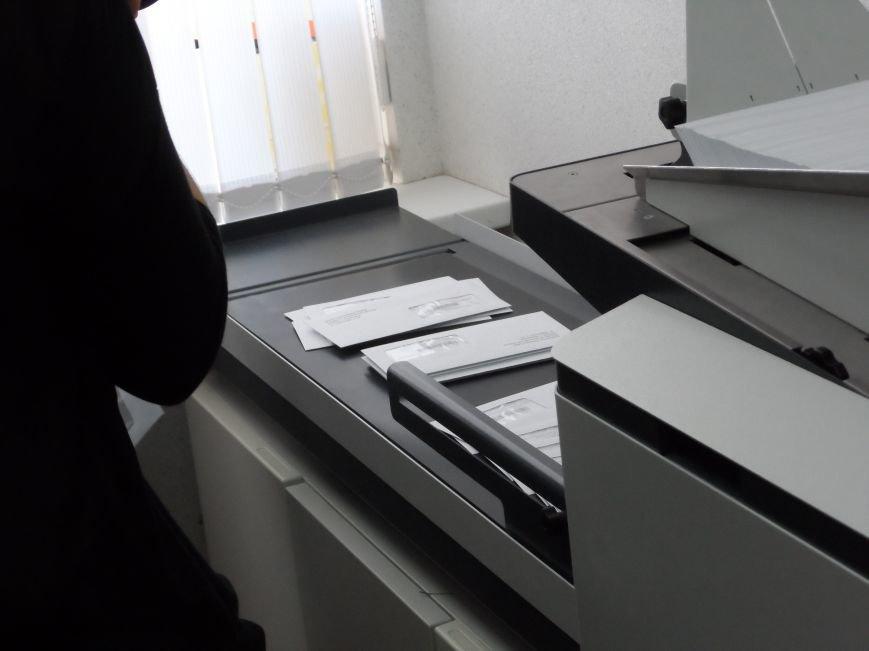 В ГИБДД Ульяновска показали как печатают «письма счастья», фото-4