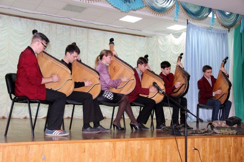 Николаевские школьники примерили снаряжение морпехов (ФОТО) (фото) - фото 3