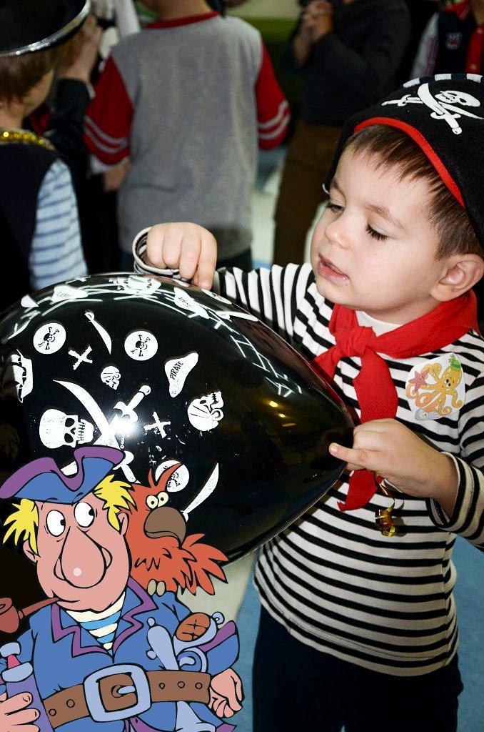 При поддержке крюнинговой компании Данаос Украина прошел детский праздник (фото) - фото 2