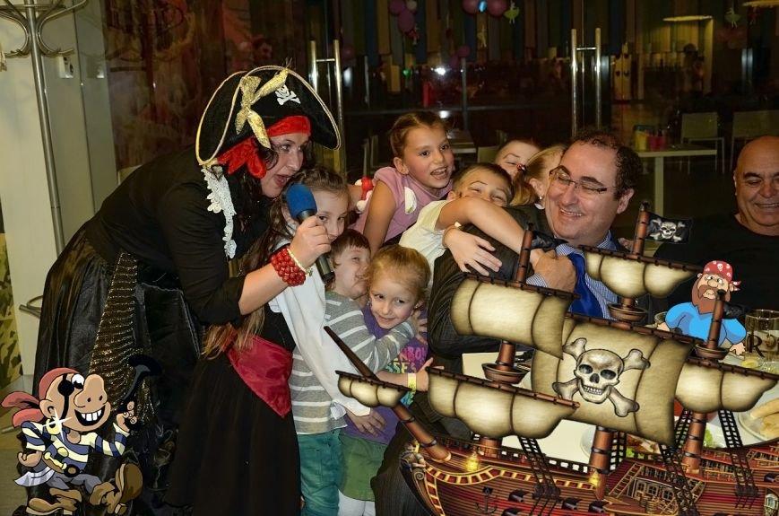 При поддержке крюнинговой компании Данаос Украина прошел детский праздник (фото) - фото 1