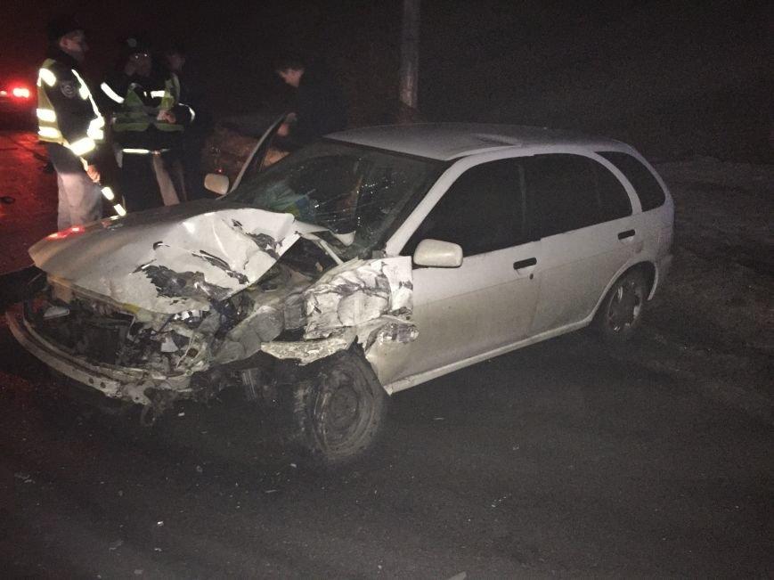 В Днепропетровске случилось ДТП: водители отделались легким испугом, чего не скажешь о автомобилях (ФОТО), фото-6