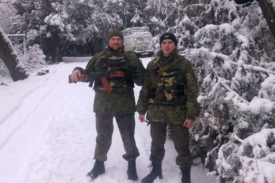 До Львова з АТО повернулись два міліціонери (ФОТО) (фото) - фото 1