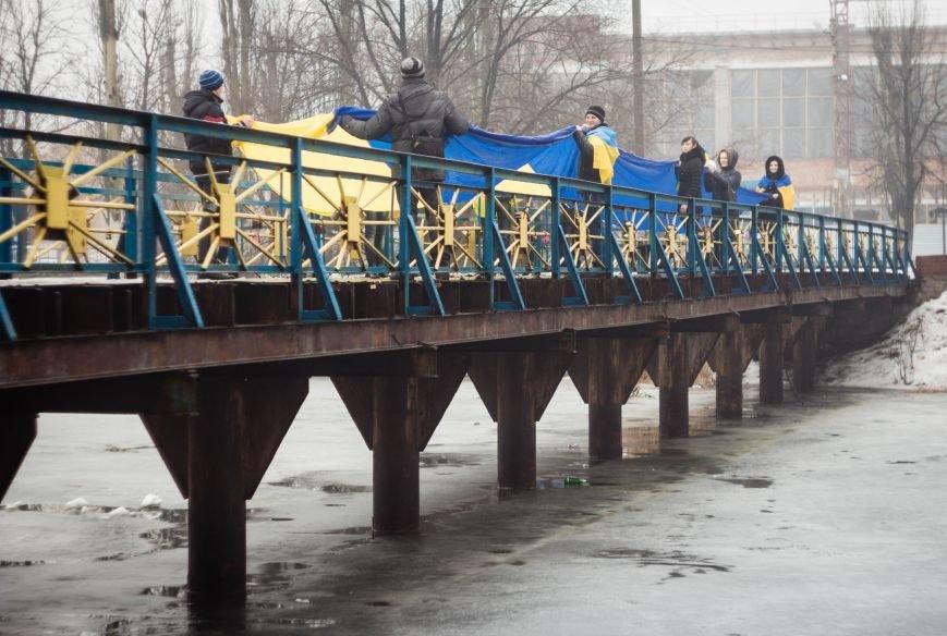 В Димитрове прошла акция «Восток и Запад – Вместе!», фото-3