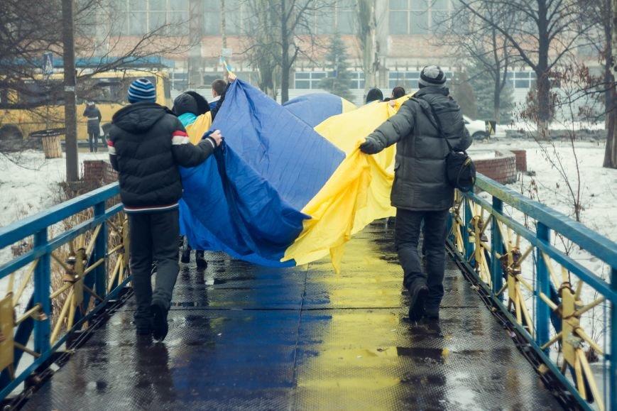 В Димитрове прошла акция «Восток и Запад – Вместе!», фото-8