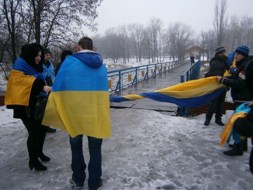 В Димитрове прошла акция «Восток и Запад – Вместе!» (фото) - фото 16