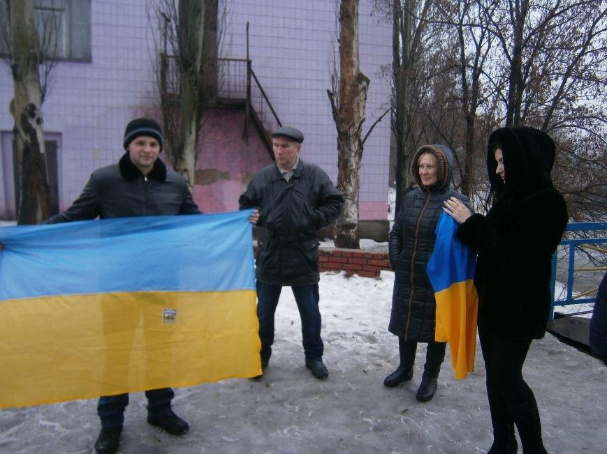 В Димитрове прошла акция «Восток и Запад – Вместе!» (фото) - фото 13