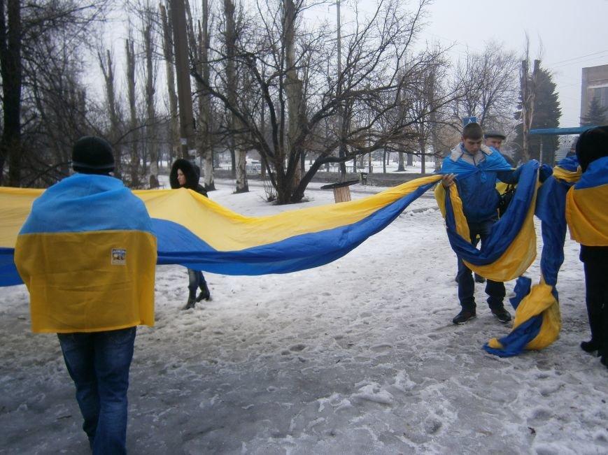 В Димитрове прошла акция «Восток и Запад – Вместе!» (фото) - фото 17