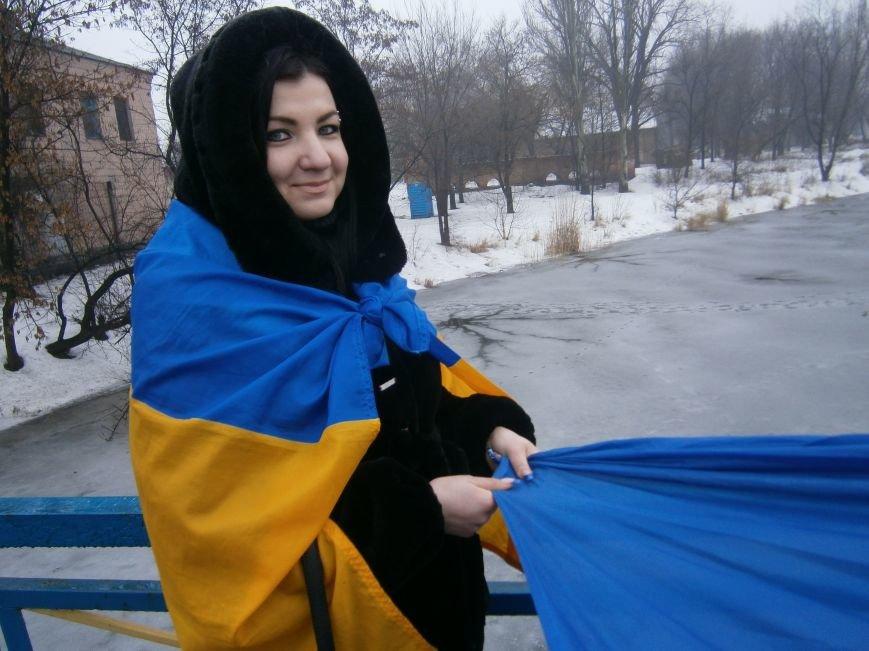 В Димитрове прошла акция «Восток и Запад – Вместе!» (фото) - фото 25