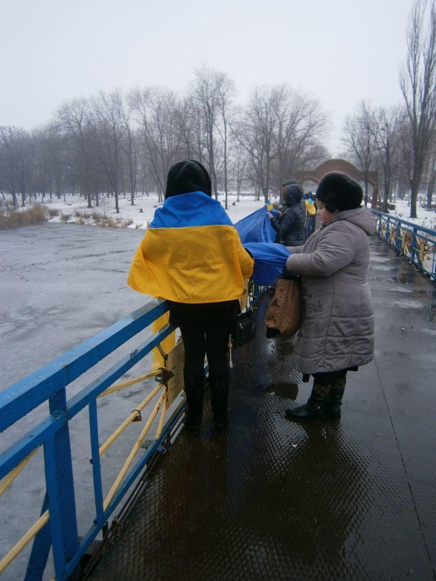 В Димитрове прошла акция «Восток и Запад – Вместе!» (фото) - фото 26