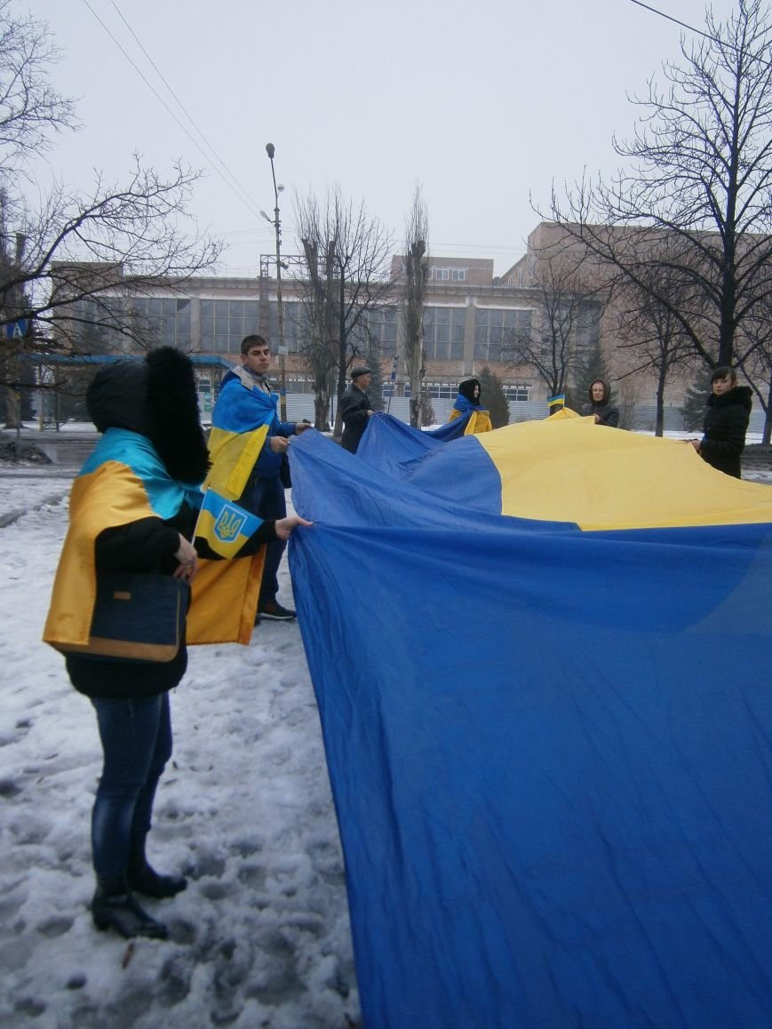 В Димитрове прошла акция «Восток и Запад – Вместе!» (фото) - фото 29