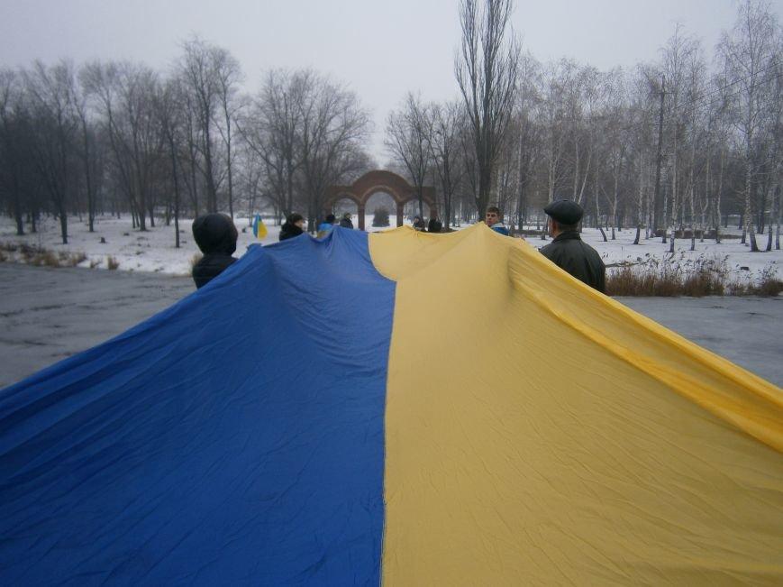 В Димитрове прошла акция «Восток и Запад – Вместе!» (фото) - фото 24