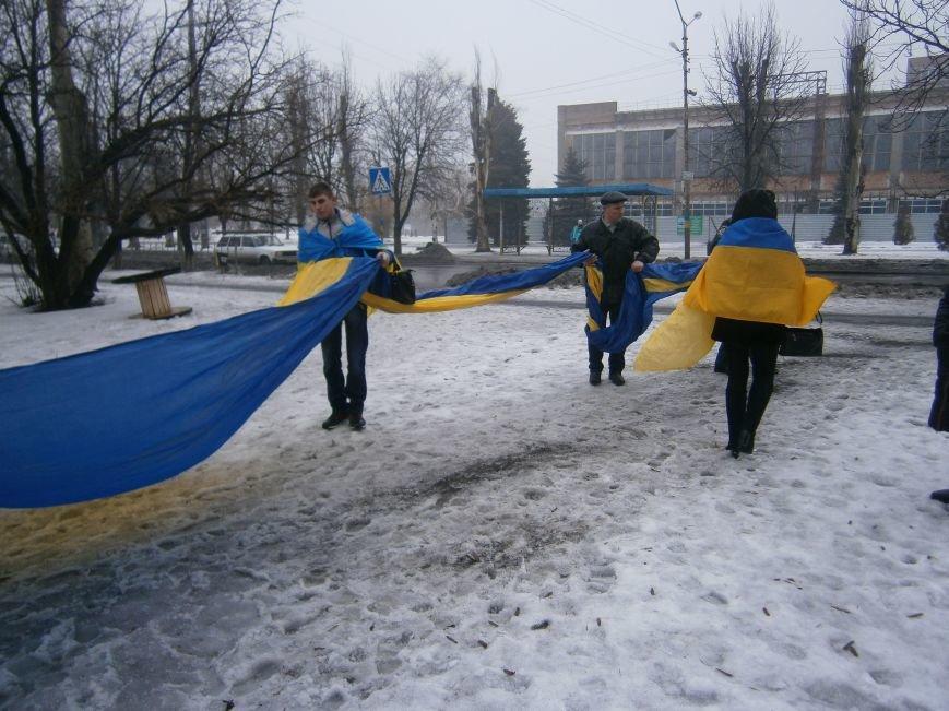 В Димитрове прошла акция «Восток и Запад – Вместе!» (фото) - фото 18