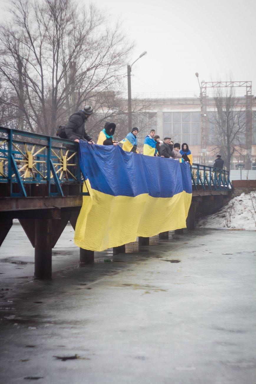 В Димитрове прошла акция «Восток и Запад – Вместе!», фото-6